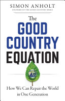 The Good Country Equation Book