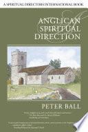 Anglican Spiritual Direction