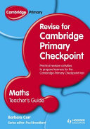 Revise for Checkpoint Mathematics