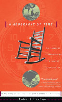 A Geography Of Time