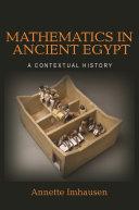 Mathematics in Ancient Egypt