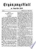 Die Bayerische Presse