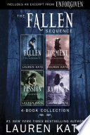 The Fallen Series  4 Book Collection