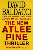 Book David Baldacci Fall 2020