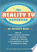 The Reality Tv Handbook