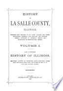 History Of La Salle County Illinois