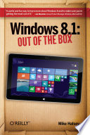 Windows 8 1  Out of the Box