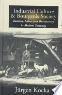 Ebook Industrial Culture and Bourgeois Society Epub Jürgen Kocka Apps Read Mobile