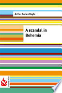 A scandal in Bohemia  low cost   Limited edition