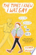 The Times I Knew I Was Gay Book PDF