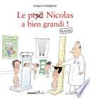 illustration du livre Le petit Nicolas a bien grandi ! Pastiche