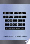 Digitally Enabled Social Change