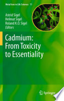 Cadmium  From Toxicity to Essentiality