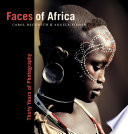 Book Faces of Africa
