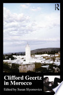 Clifford Geertz in Morocco