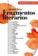 Fragmentos literarios Oto  o 2013