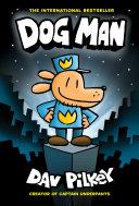 Book Dog Man