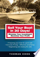 Sell Your Boat in 30 Days  Book PDF
