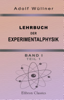 Lehrbuch der Experimentalphysik. Band 1. Teil 2