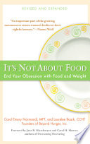 It s Not about Food