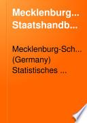 Mecklenburg Schwerinsches Staatshandbuch