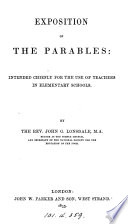 Exposition of the Parables
