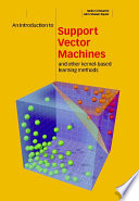 An Introduction to Support Vector Machines and Other Kernel based Learning Methods
