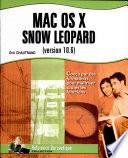 Mac OS X Snow Leopard  version 10 6