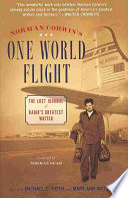Norman Corwin S One World Flight