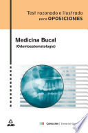 Test Razonado E Ilustrado de Medicina Bucal  E book
