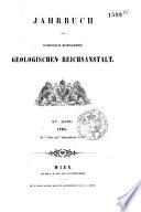 Jahrbuch der Kaiserlich-Koniglichen Geologischen Reichsanstalt