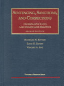 Sentencing  sanctions  and corrections