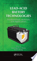 Lead Acid Battery Technologies