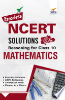 Errorless Ncert Solutions With With 100 Reasoning For Class 10 Mathematics