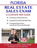 Florida Real Estate Exam a Complete Prep Guide