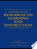 Handbook Of Research On Learning And Instruction book