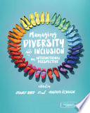 Managing Diversity and Inclusion