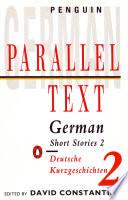 Parallel Text  German Short Stories