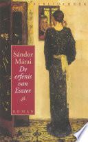 De Erfenis Van Eszter
