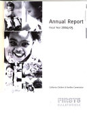 California Children and Families Commission Annual Report