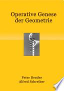 Operative Genese der Geometrie