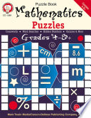 Mathematics Puzzles  Grades 4   8