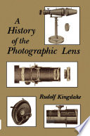 Ebook A History of the Photographic Lens Epub Rudolf Kingslake Apps Read Mobile