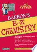 Barron s E Z Chemistry