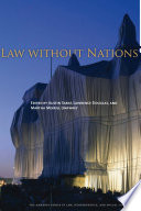 Law without Nations