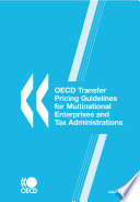OECD Transfer Pricing Guidelines for Multinational Enterprises and Tax Administrations 2010