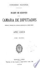 Diario de sesiones de la C  mara de Diputados