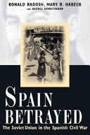 Spain Betrayed