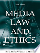 Media Law and Ethics   Third Edition