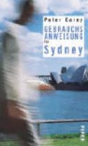Gebrauchsanweisung für Sydney
